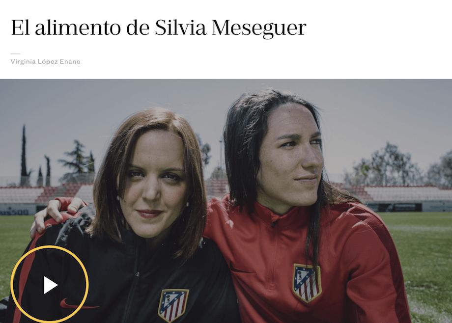 Silvia Meseguer y Bárbara Sánchez