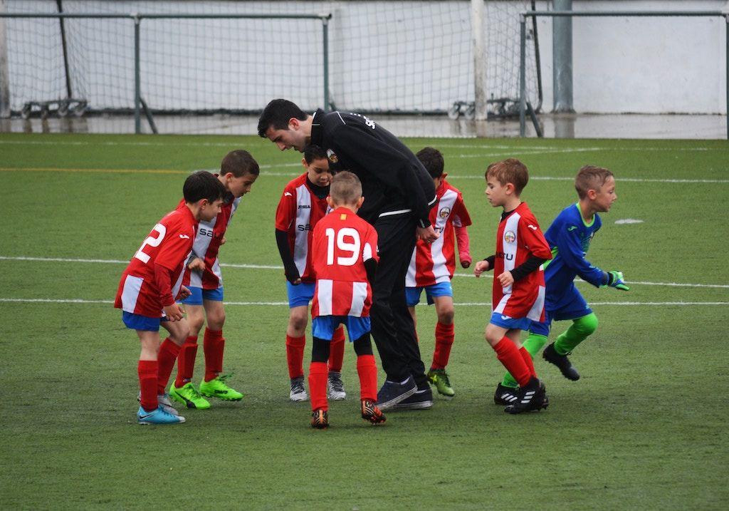Nutrición Deportiva Infantil